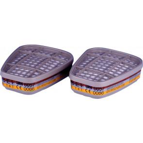 3M filter: bescherming tegen organische, anorganische en zure dampen