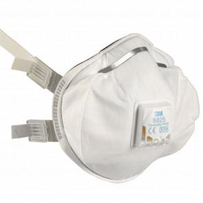 Herbruikbaar en comfortabel stofmasker met uitademventiel