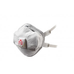 Herbruikbaar en comfortabel stofmasker met uitademventiel voor hoge bescherming