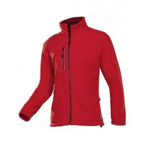 Sioen Merida fleece jas (dubbelzijdig)