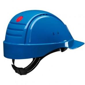 3M Peltor G2000D: ventilerende veiligheidshelm met uitstekend draagcomfort (blauw)