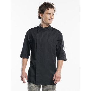 Chaud Devant Nova Short Sleeve Koksbuis Zwart