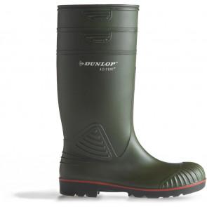 Dunlop Acifort knielaars S5 groen A442631