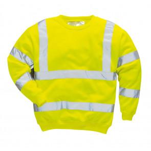 Portwest Hi vis sweatshirt