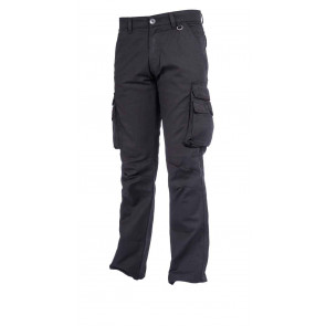Brams Paris Ben E53 black werkbroek