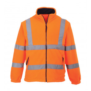 Portwest Hi vis meshvoering fleece