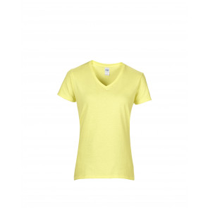 Gildan Premium Cotton V-neck Dames T-shirt