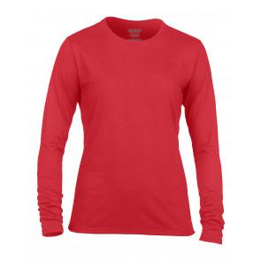 Gildan Performance LS Dames T-shirt