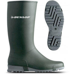 Dunlop Acifort sportlaars groen