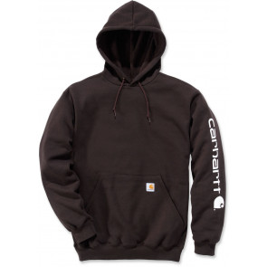 Carhartt Sleeve Logo Hooded Sweatshirt