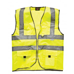 Dickies Technical Safety Vest