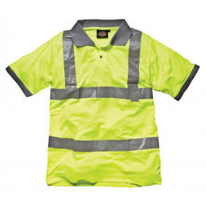 Dickies High Visibility Safety Polo