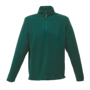 Regatta Micro Fleece Zip Neck Trui (Heren)
