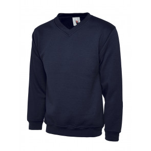 Uneek UC204 Sweater Premium V-hals