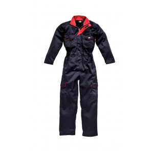 Dickies Redhawk Ladies' Overall navy