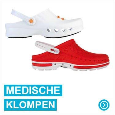 Medische klompen en schoenen